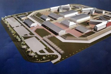 Prison Action London: Challenging prison expansion in London