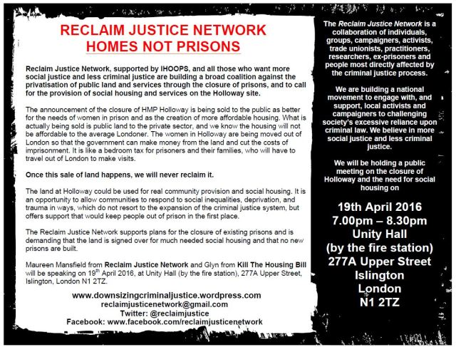RJN 19 April event